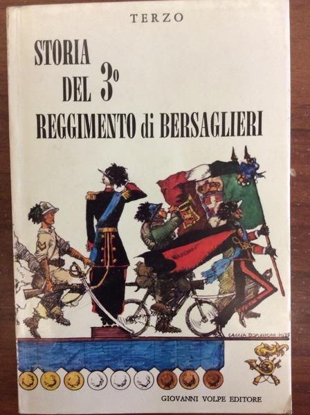 Storia del 3° (terzo) reggimento bersaglieri. dda48b194316